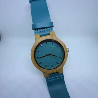 Wood made watches