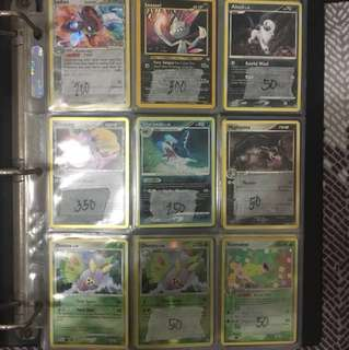 Original Rare Pokemon Cards II