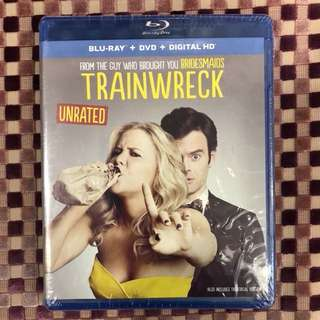 Train Wreck - Unrated (Blu-ray + DVD)