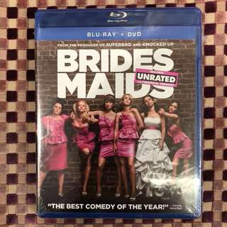 Brides Maid - Unrated (Blu-ray + DVD)