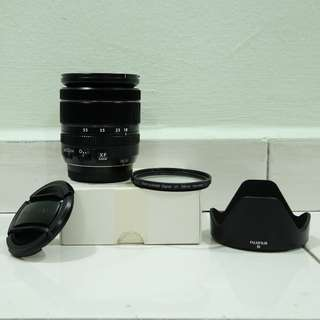 WTS > Used Fujifilm XF 18-55mm F2.8-4.0 R OIS (Like NEW)
