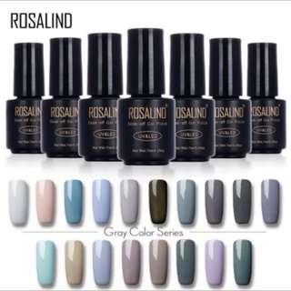 Gray Color Series Nail Gel 7ml