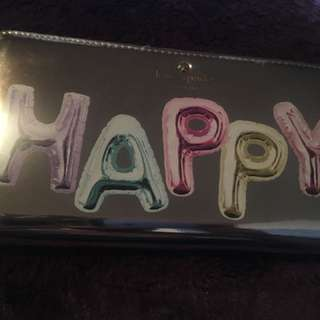 Kate Spade 'Happy' Wallet