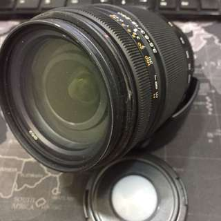 Sony DT 18-250mm f/3.5-6.3 superzoom lens SAL18250 18-250