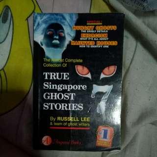 True Singapore Ghost Stories Book 7