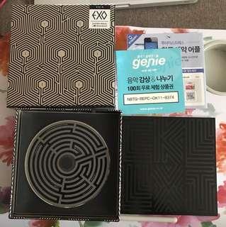 EXO Overdose Album (Chinese Ver.)