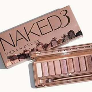 Eyeshadow Nudes Natural