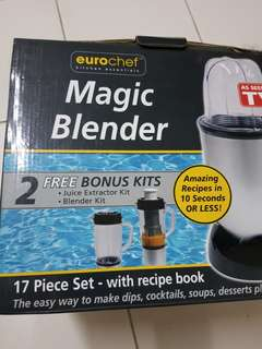 Magic blender