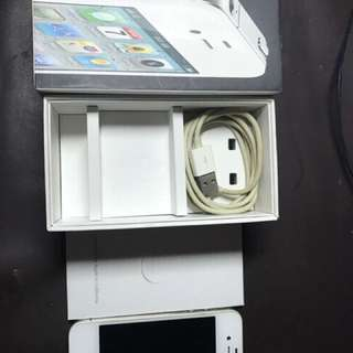Iphone4 16GB 白