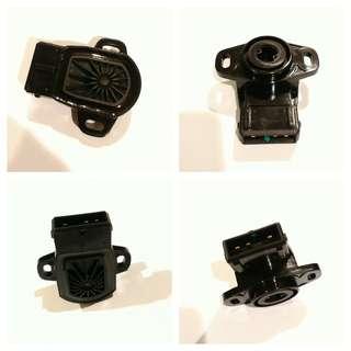 Brand New Throttle Position Sensor (TPS) MD628074 ( 3 PIN )