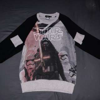 Star Wars: The Force Awakens Sweater