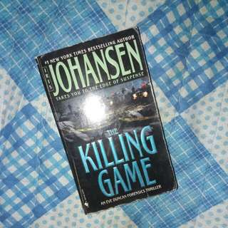 The Killing Game by Iris Johansen