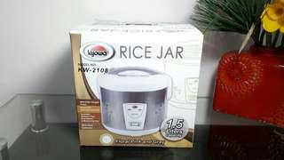 Kyowa Rice Jar