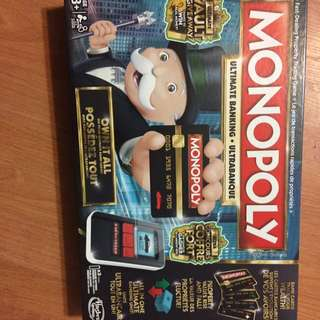 Monopoly (bought 2017