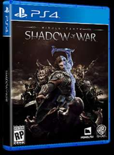 Selling middle earth shadow of war
