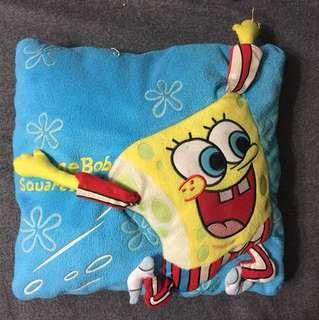 Spongebob Squarepants square pillow
