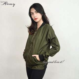 BOMBER GREEN ARMY (reprice)