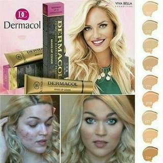 Authentic Dermacol Makeup Cover Concealer