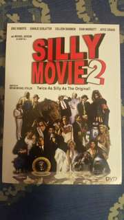 Silly Movie 2 movie DVD