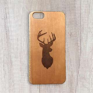 Oh Deer! - Personalised Wooden Phone Case