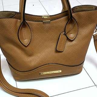 Carlo rino handbag (defect)