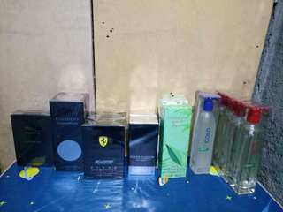 ON HAND ORIGINAL PERFUMES(PRICES ARE NEGOTIABLE)