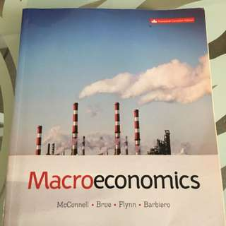 ECN 204 Macroeconomics 14th Canadian Edition