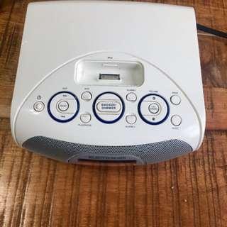 Alarm Clock/Radio/Speaker