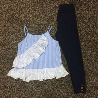 ZARA girls 1set