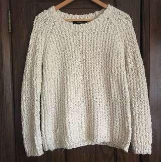 S Forever 21 popcorn sweater