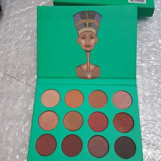 BNIB AUTHENTIC Juvia's Place The Nubian Eyeshadow Palette