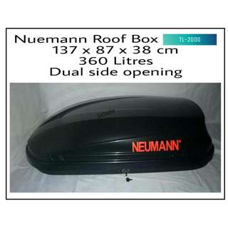 Nuemann Roof Box TL2000