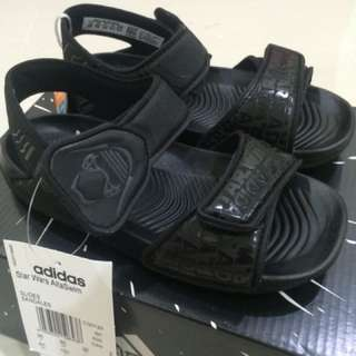 Adidas Star Wars Sandal (Darth Vader)