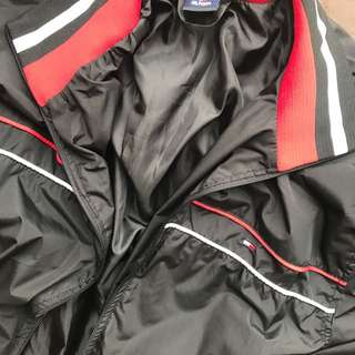 Tommy windbreaker