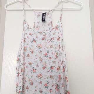 Loose Summer Dress XS