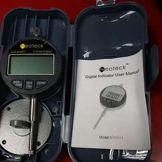 Neoteck Digital Indicator model: NTK021