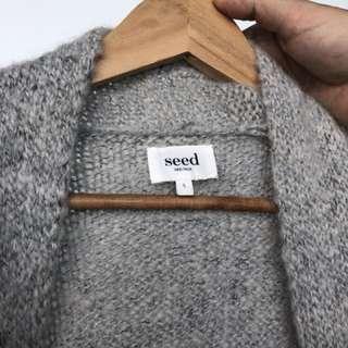 Seed Heritage Wool Coat