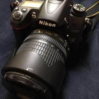NIKON D7000 DSLR Completed Set With Accessories
