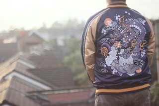 sukajan jacket by zeotic