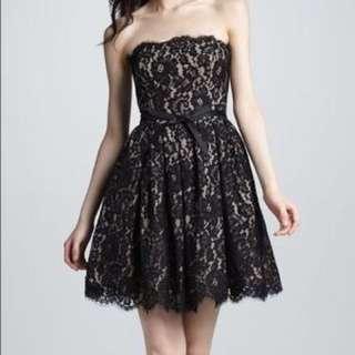 NWT Cocktail lace dress size L