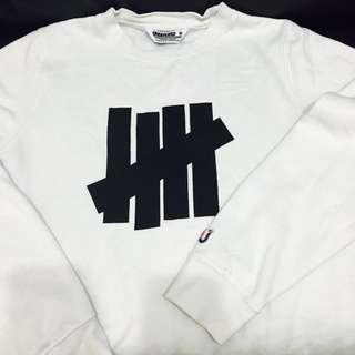 Undefeated off white sweatshirt
