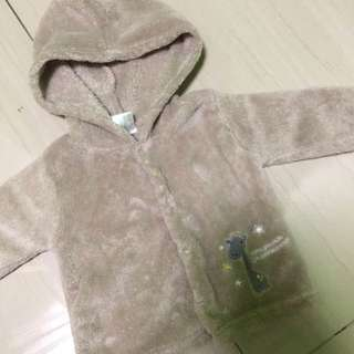Baby Sweater with Hooded  ( Newborn - 6 Months )