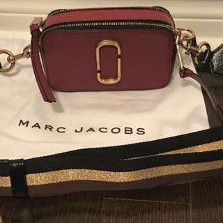 Brand new Marc Jacobs Snapshot Camera Bag