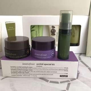 Innisfree 3 set sample