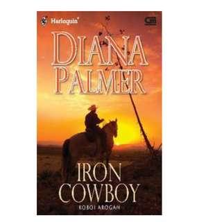 Ebook Koboi Arogan (Iron Cowboy) - Diana Palmer