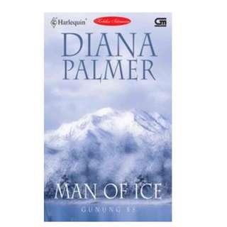 Ebook Gunung Es (Man Of Ice) - Diana Palmer