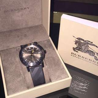 Burberry Men's GMT Watch