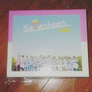 SEVENTEEN LOVE AND LETTER REPACKAGED