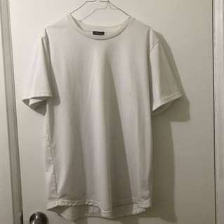 Forever 21 White Jersey