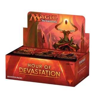 Magic: the Gathering Magic the Gathering Hour Of Devastation Sealed MTG Booster Box